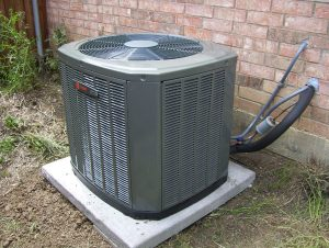 split air conditioning unit